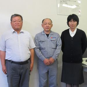 九州営業所スタッフ